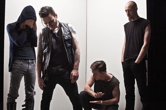 """Beastmilk: Tour und neues Video zu """"The Wind Blows Through Their Skull"""""""