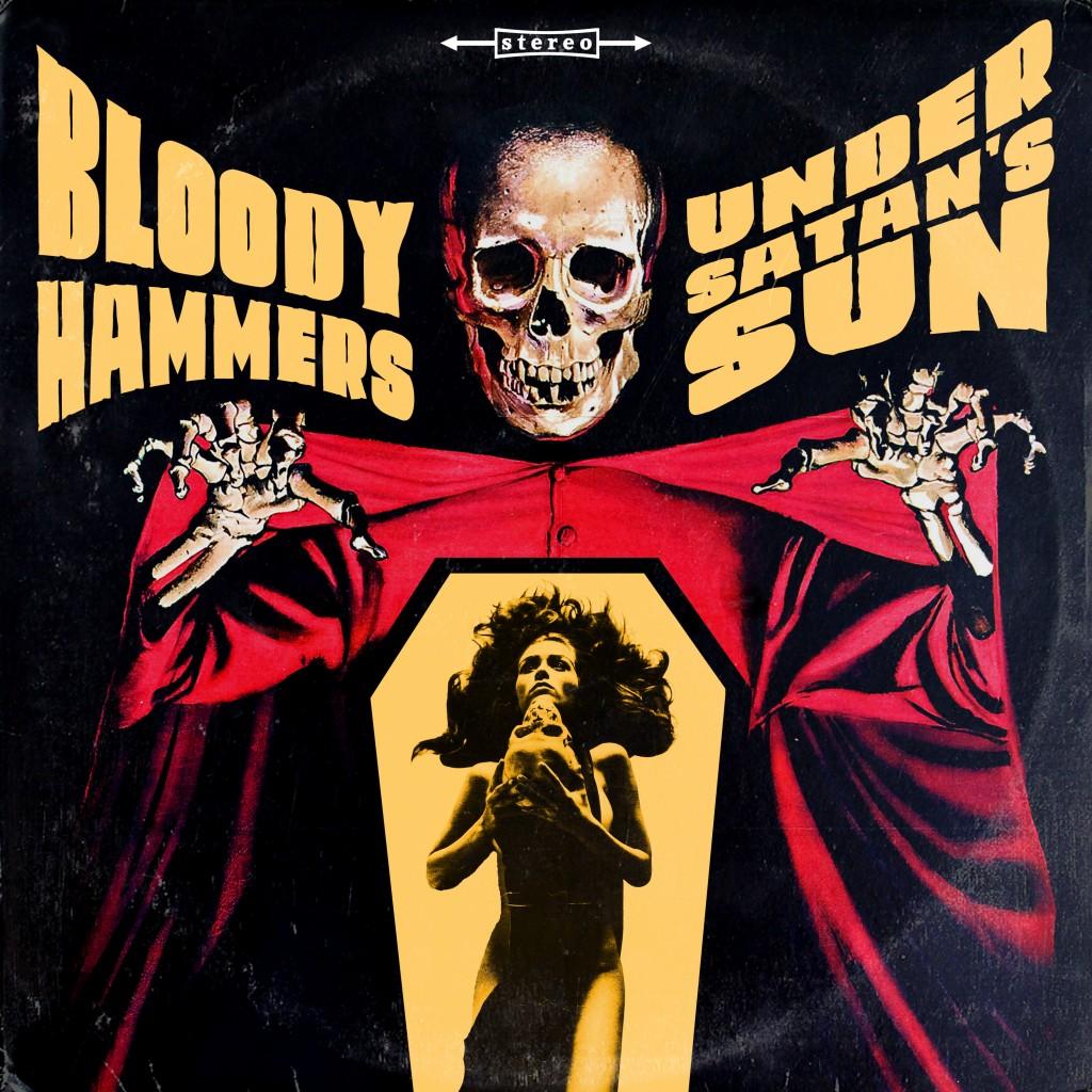 "Bloody Hammers ""Under Satan's Sun"""