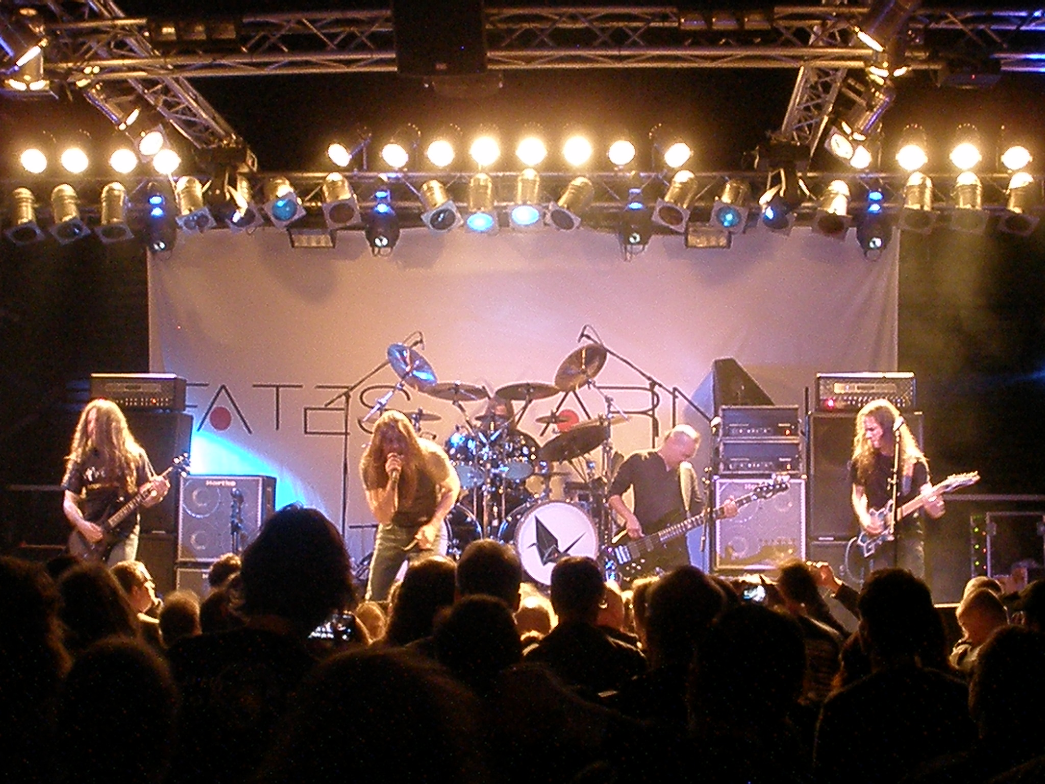 Fates Warning & Kingcrow (Berlin, K17, 24.04.2014)