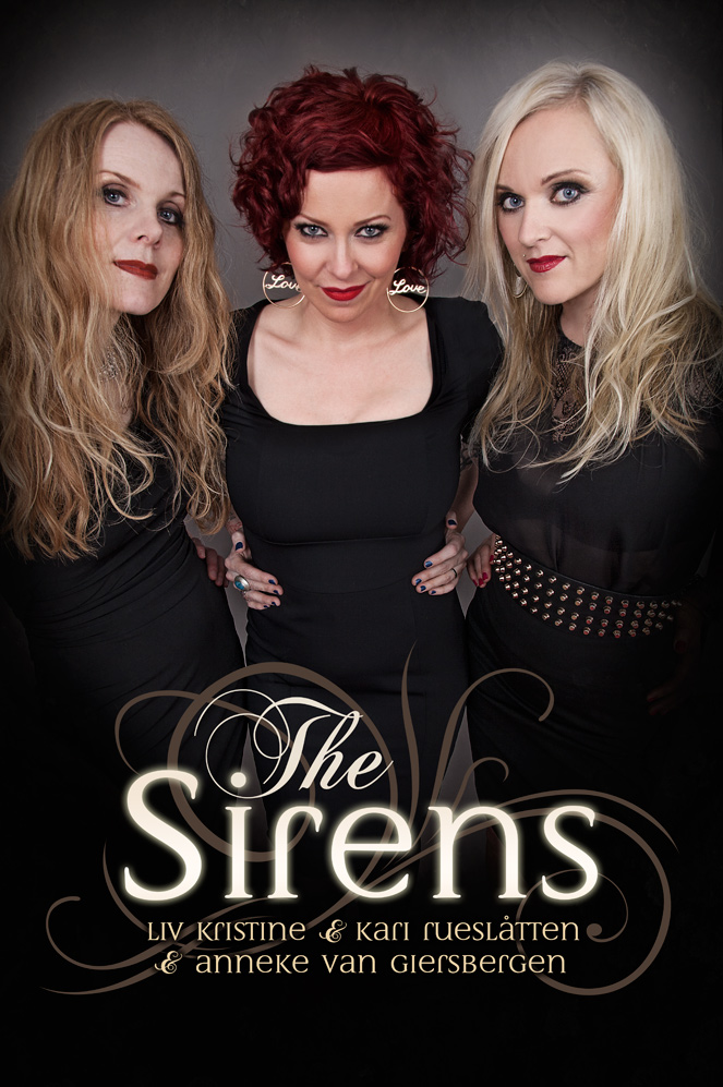 The Sirens: Liv Kristine (Leaves' Eyes), Anneke van Giersbergen (ex The Gathering) und Kari Rueslatten (ex The Third And The Mortal) gehen auf Tour