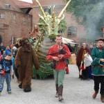 Veranstaltungstipp: Burgfest auf der Zitadelle Spandau am 13./14.9.