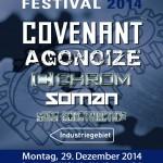 Veranstaltungstipp: das 5. Electronic Dance Art Festival am 29.12. in Frankfurt/Main