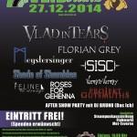 Gute Musik für einen guten Zweck: Das 1. VEIDstanz-Festival am 27.12. in Berlin