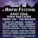 Amphi-Festival gibt die nächsten Künstler für 2015 bekannt