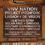 Veranstaltungstipp für Electro-Fans: Das E-Tropolis-Festival am 28. März in Oberhausen
