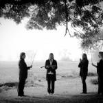 B. Deutung geht mit dem Ensemble Melancholia auf Konzertreise