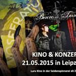 "Warm-up zum WGT 2015: Bacio Di Tosca begleiten ""Nosferatu"" live in Leipzig"