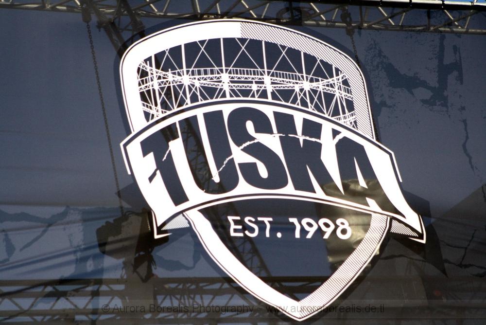 Industrial und Gothic komplettieren das Tuska-Line-up