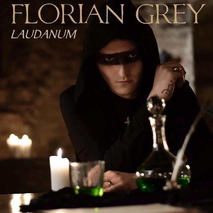 """Zwischen Gut und Böse: Florian Grey veröffentlicht neue Single """"Laudanum"""" + Video"""