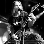 Alexi Laiho rockt mit 100 Metal-Gitarristen in Helsinki