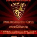 Mit Eisbrecher im Münchener Kino