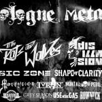Cologne Metal Festival III (17.10.2015, Köln, Kulturbunker)