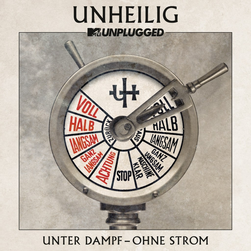 """Unheilig """"MTV Unplugged: Unter Dampf – Ohne Strom"""""""