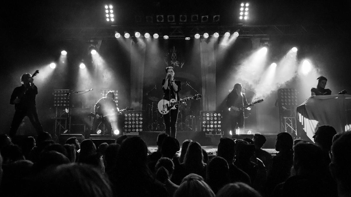 Lacrimosa/Canterra (24.02.2016, Köln, Live Music Hall)