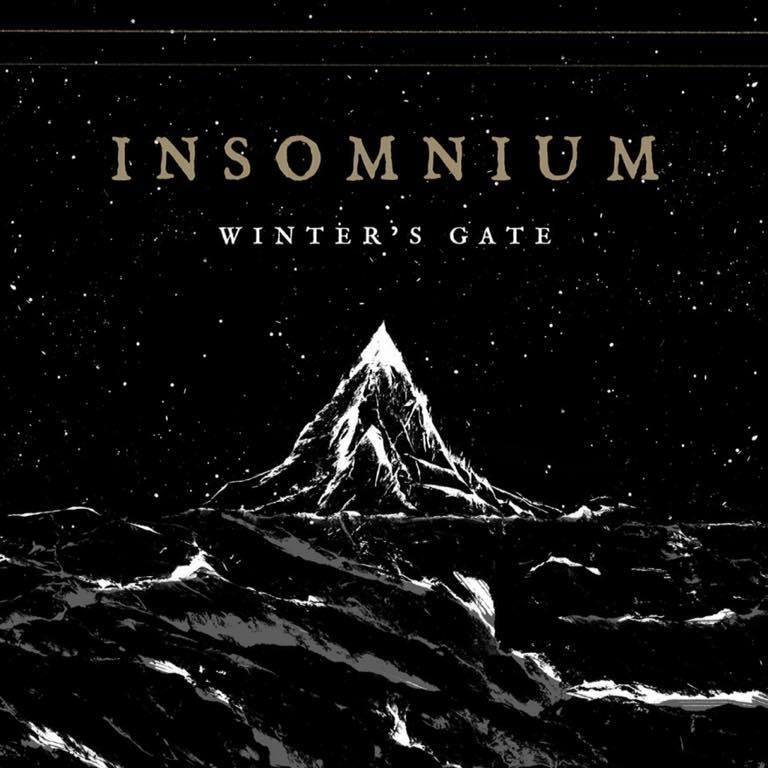 """Insomnium """"Winter's Gate"""""""