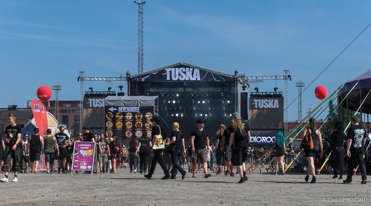 19. Tuska Open Air Metal Festival (01.-03.07.2016, Helsinki, Suvilahti) – TAG 2