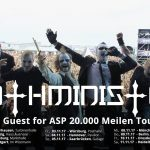 Lebenszeichen von Gothminister: Neues Album & Tour 2017!
