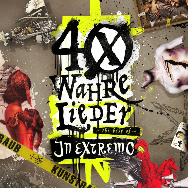 """In Extremo: Best-of-Album """"40 Wahre Lieder"""" erscheint im September"""