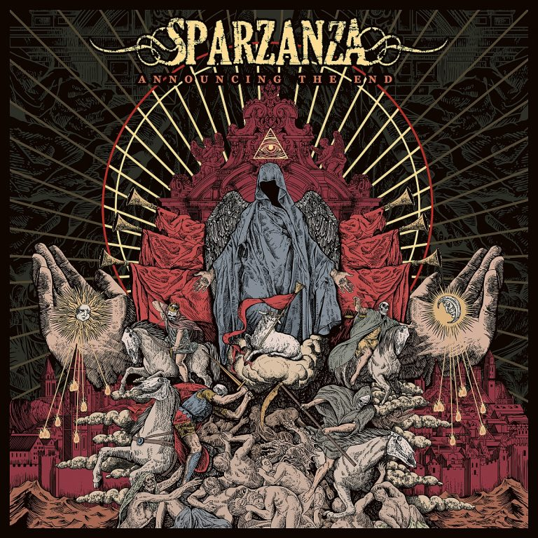 "Sparzanza ""Announcing The End"""