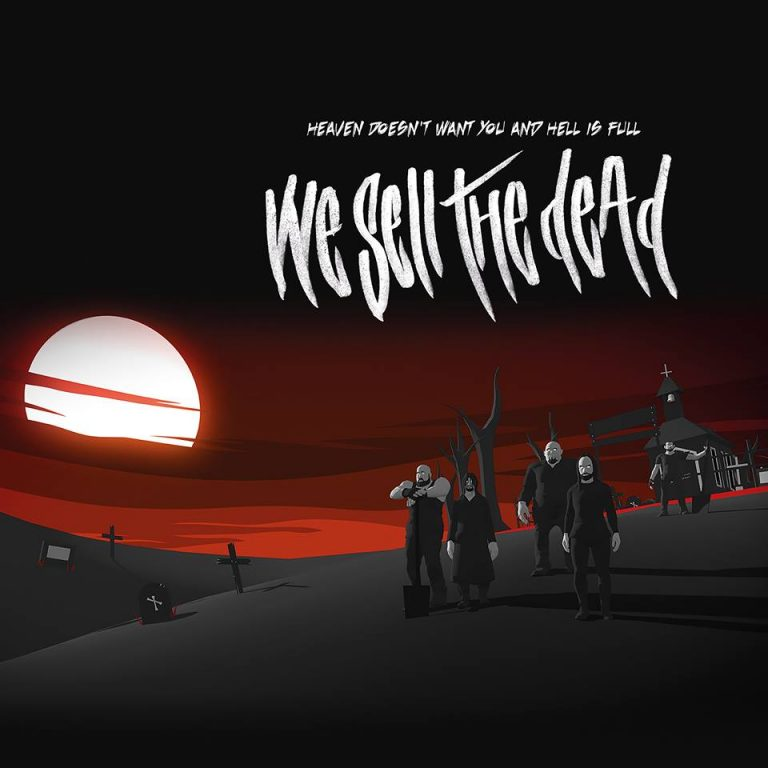 Neues Projekt, bekannte Gesichter: We Sell The Dead