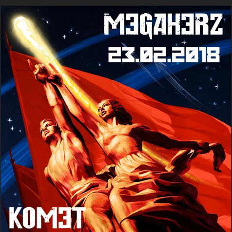 "Megaherz: ""Komet"" stürmt 2018 herbei!"