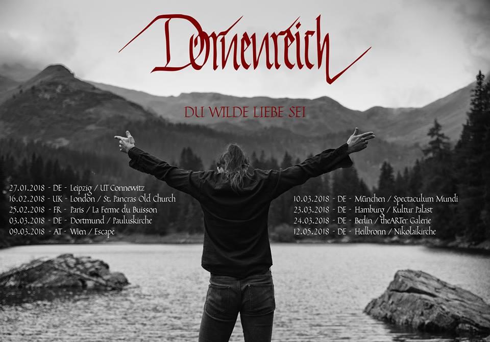 """Demo-Trailer zu Dornenreichs """"Du wilde Liebe sei"""""""