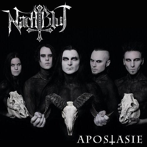 Nachtblut auf Apostasie-Tour 2018