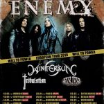 On Tour: Arch Enemy erobern Deutschlands Hallen