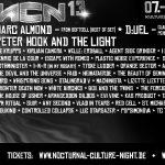 13. NCN: 3 Tage, 4 Bühnen, rund 60 Bands